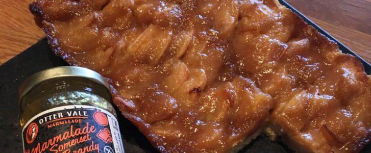 Apple Cake Otter Vale